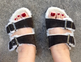 23890e8bead Gina Mama s I Love Birkenstocks Birkenstock Arizona Shearling Lined